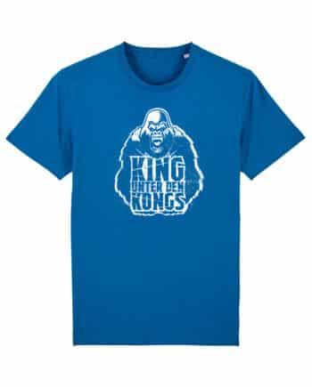 angry boy blau Philip Schlaffer - King unter den Kongs