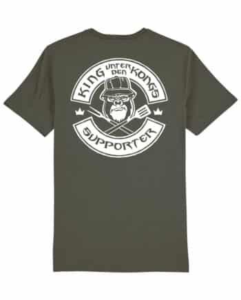 kudk silverback rocker khaki Philip Schlaffer - King unter den Kongs